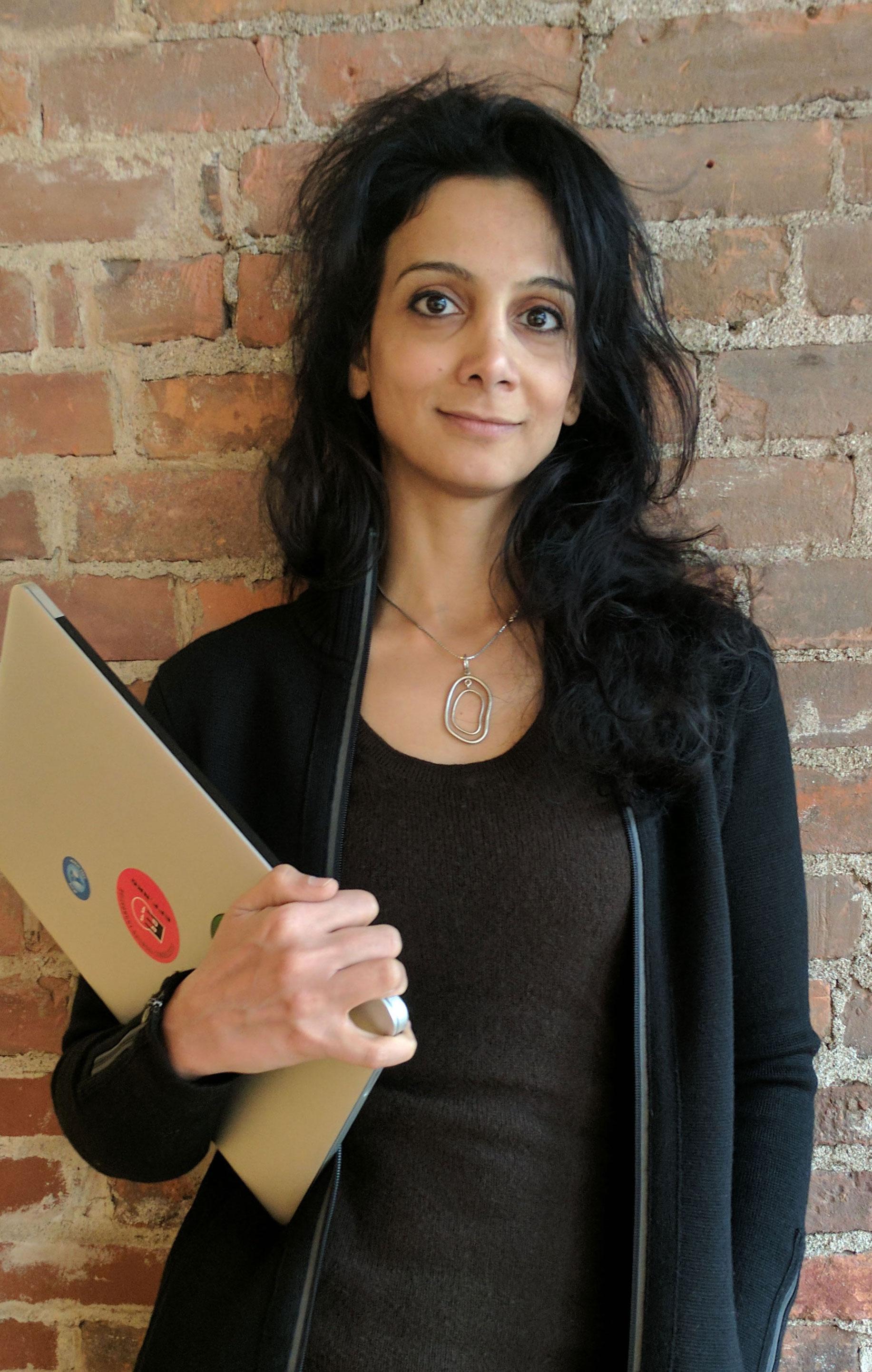 Roya Ensafi U of Michigan profile pic